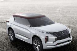 Concept Mitsubishi GT-PHEV