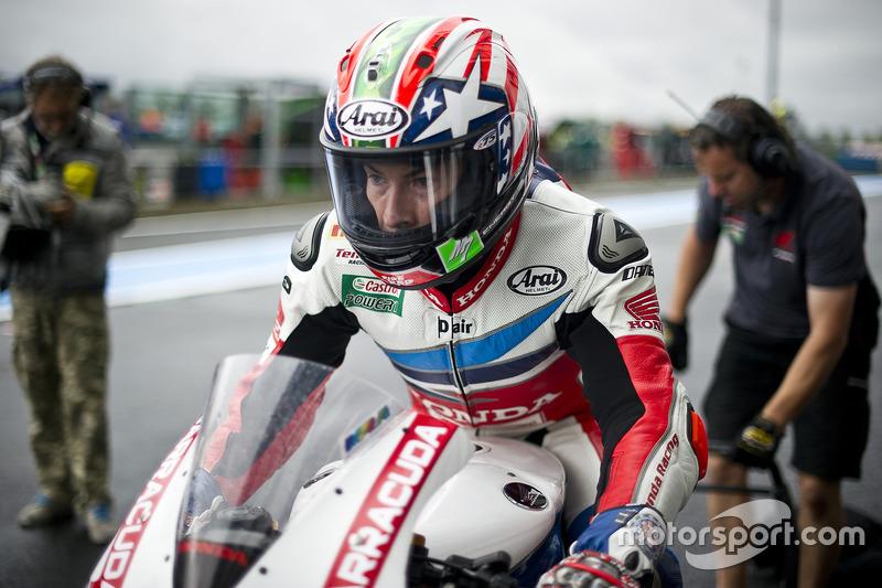 Nicky Hayden: Out / 9. Platz