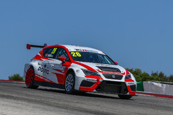 Francisco Mora, Veloso Motorsport, SEAT León