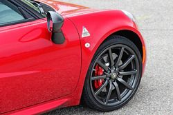 Alfa Romeo 4C CPZ Pist Edisyonu