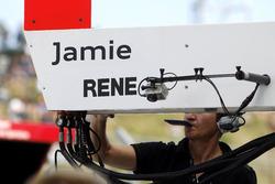 New driver Rene Rast, Audi Sport Team Rosberg, Audi RS 5 DTM