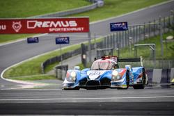 #25 Algarve Pro Racing Ligier JSP2 Nissan: Michael Munemann, Parth Ghorpade, Chris Hoy