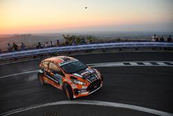 Simone Tempestini, Marc Banca, Ford Fiesta R R5, Winners Rally Team