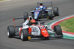 Artem Petrov, DR Formula ve Yan Shlom, RB Racing