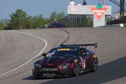 #07 TRG-AMR Aston Martin GT4: Max Riddle, Kris Wilson