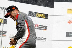 Podium: Benjamin Leuchter, Racing One, VW Golf GTI TCR