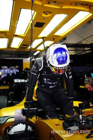 Sergey Sirotkin, Renault Sport F1 Team R.S.16
