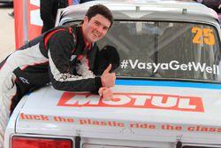 Василий Грязин, Rally Masters Show 2016