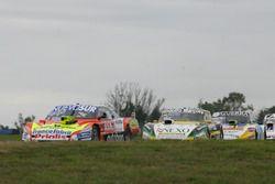 Jonatan Castellano, Castellano Power Team Dodge, Omar Martinez, Martinez Competicion Ford, Josito Di