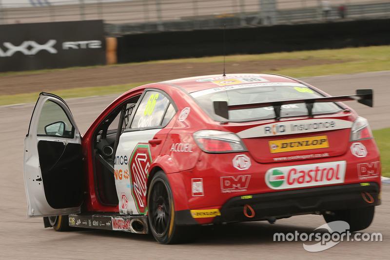 Josh Cook, MG Triple Eight Racing