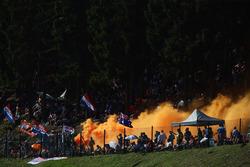 Tifosi di Max Verstappen, Red Bull Racing RB12