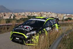 Andrea Nucita, Giuseppe Nucita Ford Fiesta R R5 #7, Phoenix