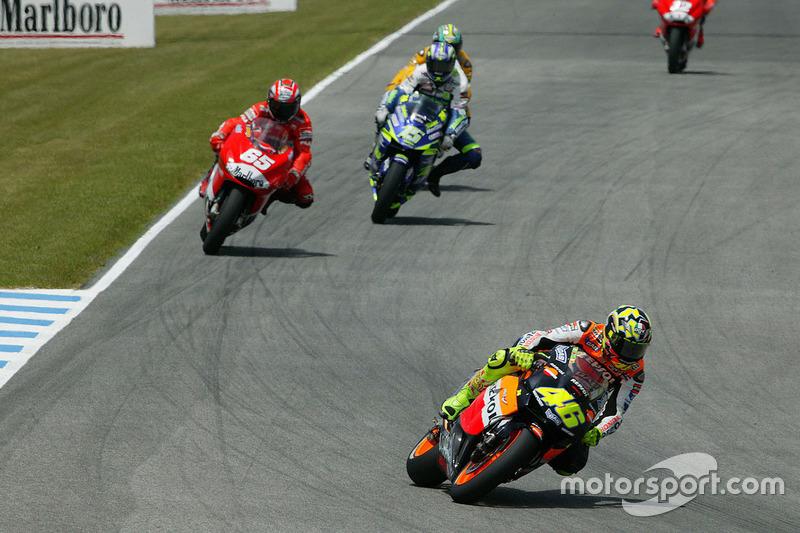 2003: Valentino Rossi