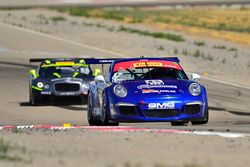#17 Global Motorsports Group Porsche 911 GT3 Cup: Alec Udell