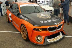El homenaje de BMW 2002