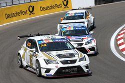 Bas Schouten/Michael Verhagen, Bas Koeten Racing, SEAT Leon TCR
