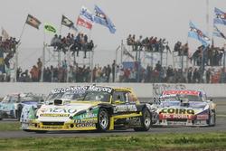 Omar Martinez, Martinez Competicion Ford, Martin Serrano, Coiro Dole Racing Dodge