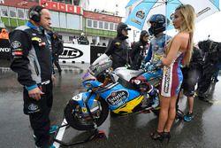 Alex Marquez, Marc VDS op de grid
