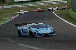 Lamborghini Gallardo GT3 #63 Imperiale Racing, Postiglione-Gagliardini