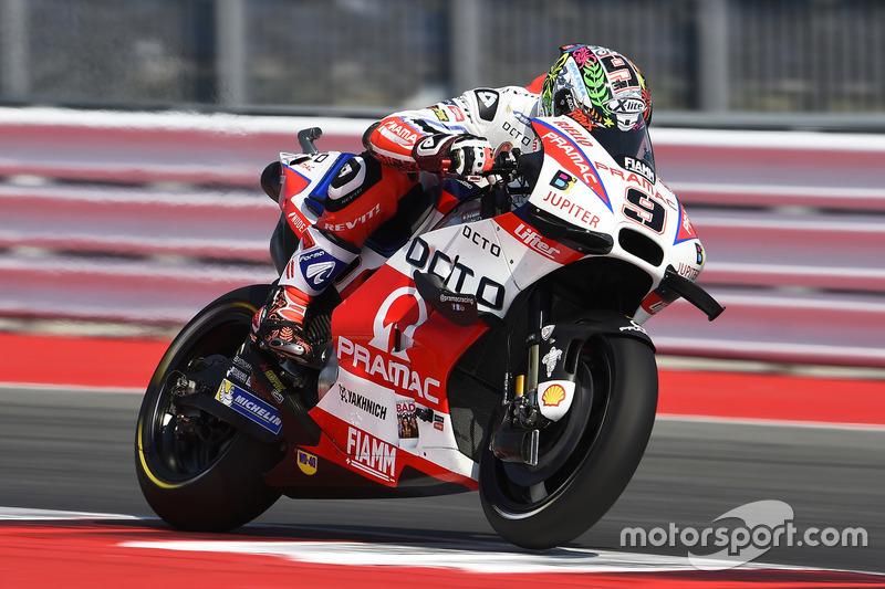 15. Danilo Petrucci, Pramac Racing