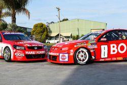 Brad Jones Racing retro livery
