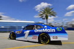 Elliott Sadler, JR Motorsports, OneMain Financial Chevrolet Camaro