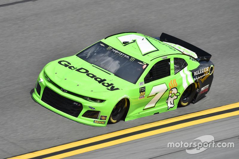#7: Danica Patrick, Premium Motorsports, Chevrolet Camaro