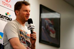 Dale Earnhardt Jr., le Grand Marshal