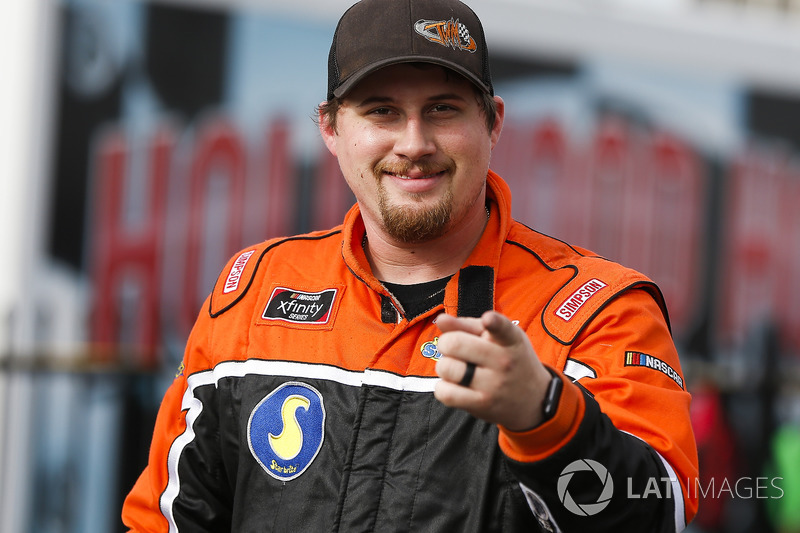 Josh Williams, DGM Racing, StarTron Chevrolet Camaro