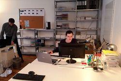 Les bureaux de Swiss ePrix Operations à Zurich
