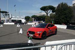 Jaguar I-Pace 103, test drive