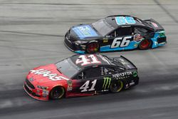 Kurt Busch, Stewart-Haas Racing, Ford Fusion Haas Automation/Monster Energy, Chad Finchum, Motorspor