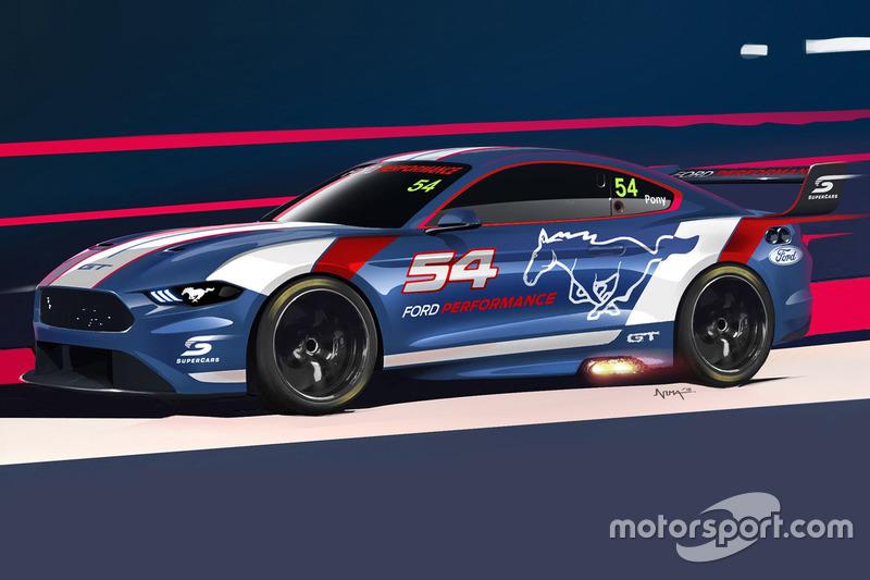 Präsentation: Ford Mustang