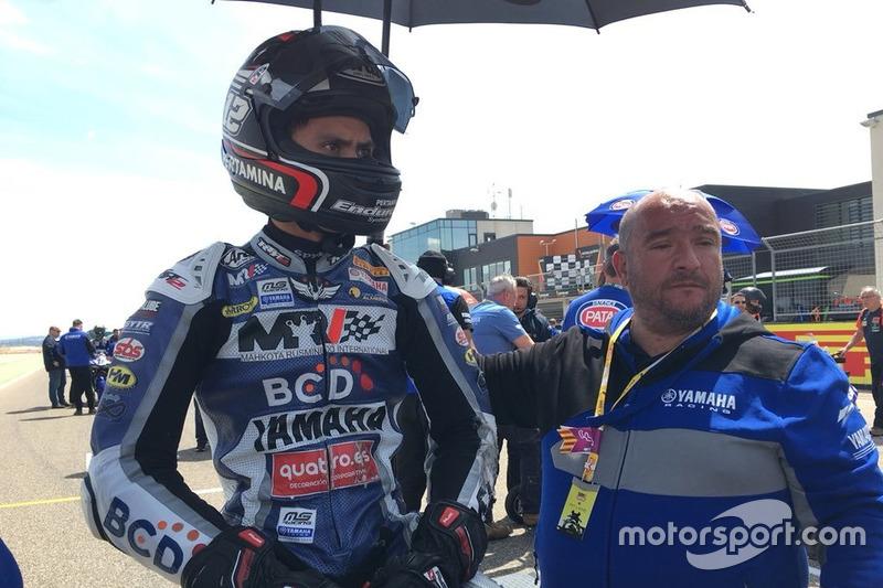 Ali Adrian, Pertamina Almeria BCD by Yamaha MS Racing