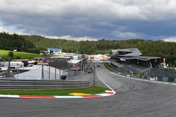 First corner / Red Bull Ring track view