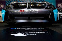 BMW i8 Safety car on Qualcomm Chargemaster