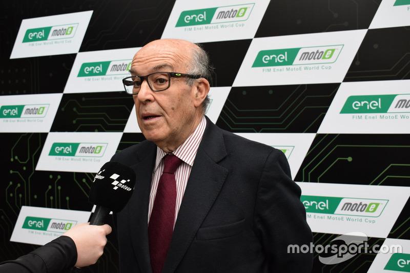 CEO Dorna, Carmelo Ezpeleta