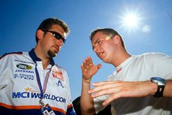 Nick Harvey ve Dan Wheldon, 2000 yılı