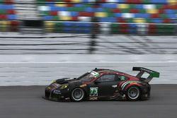 #73 Park Place Motorsports Porsche GT3 R: Patrick Lindsey, Jörg Bergmeister, Timothy Pappas, Norbert