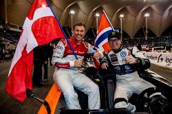 Tom Kristensen e Petter Solberg del Team Nordic