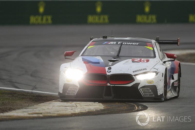 9. GTLM: #25 BMW Team RLL, BMW M8 GTLM