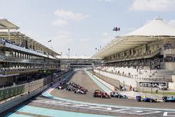Dan Ticktum, DAMS, George Russell, ART Grand Prix, Arjun Maini, Jenzer Motorsport