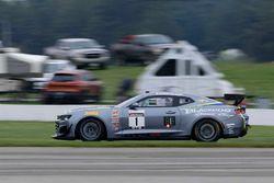 #1 Blackdog Speed Shop Chevrolet Camaro GT4: Lawson Aschenbach