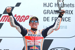 Победитель гонки Марк Маркес, Repsol Honda Team