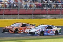 A.J. Allmendinger, JTG Daugherty Racing, Chevrolet Camaro Kroger ClickList Daniel Suarez, Joe Gibbs Racing, Toyota Camry ARRIS