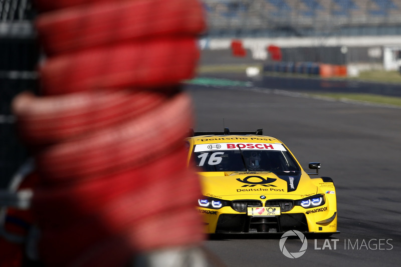 Timo Glock, BMW Team RMG, Lausitzring