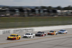 Single-File-Racing in Talladega