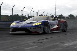 Ford GT no game Project Cars 2