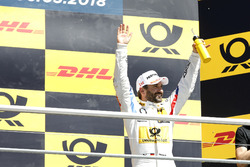Podium: Race winner Timo Glock, BMW Team RMG