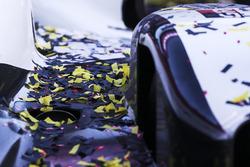 Winner car #8 Toyota Gazoo Racing Toyota TS050: Sébastien Buemi, Kazuki Nakajima, Fernando Alonso